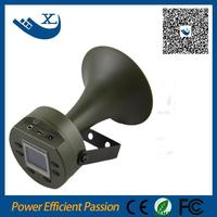 NEW 2015 electronic training bird voice . CP395 training birds machine with 12v 35w neodymium speaker training birds