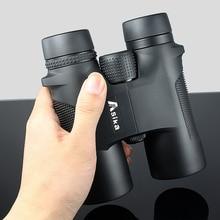 Asika Powerful Binoculars 10X42 Phase coating Telescope High Quality Nitrogen Waterproof binocular for Hunting Lll Night Vision