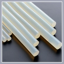 лучшая цена Hot Melt Glue Sticks 7mm/11mm Translucent Strong Viscosity Rods For Glue Gun High Temperature Resistance Hot Glue 50Pcs