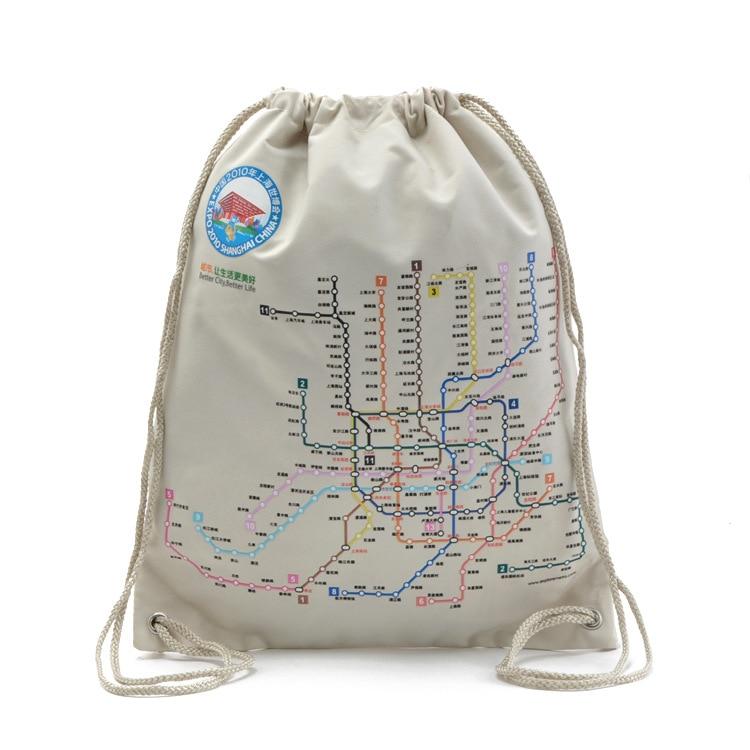 Custom Cheap Polyester Drawstring Bag/Wholesale Drawstring Backpack/Promotional Polyester Drawstring Free Design