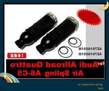 купить PAIR OF  FRONT AIR RIDE SUSPENSION SPRINGS FOR AUDI a6 c5 ALLROAD QUATTRO по цене 16037.54 рублей