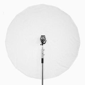 """Image 5 - 60 /150 cm Studio Photogrphy couvercle de diffuseur de parapluie pour Godox 60"""" 150 cm blanc noir parapluie réfléchissant (couvercle de diffuseur seulement)"""