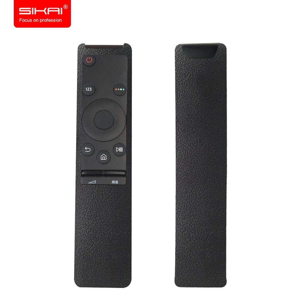 530 6 руб  40% СКИДКА|SIKAI Мягкий силиконовый чехол для samsung Smart tv  пульт дистанционного управления защитный чехол для кожи для samsung Smart  tv