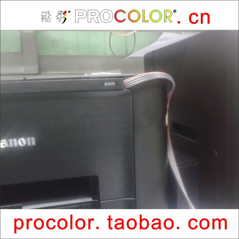 где купить PROCOLOR newest hot PGI-2700 PGI-2700XL BK C M Y CISS for CANON MAXIFY iB4070 iB 4070 MB 5300 5070 5370 MB5300 MB5070 MB5370 дешево