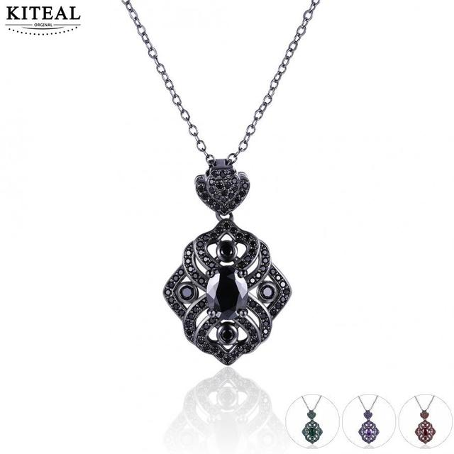 Kiteal online shopping india gold color green purple red pendants kiteal online shopping india gold color green purple red pendants black gold filled cz bead necklace aloadofball Gallery