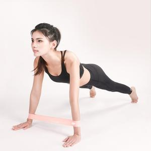 Image 5 - Xiaomi Yunmai Hip Circle Deep Squat Ring Elastic Band Exercise Sports Fitness Rubber Band Training Yoga Pilates Resistance Band