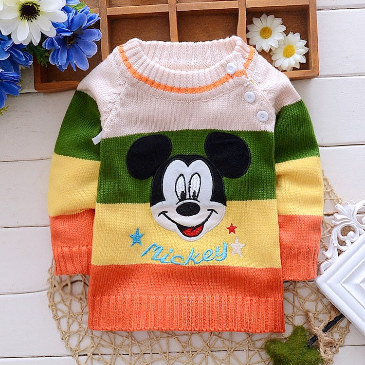 2016-autumn-winter-new-baby-boys-girls-sweater-brand-cartoon-animal-cardiganMickey-Minnie-sweater-clothing-outwear (2)