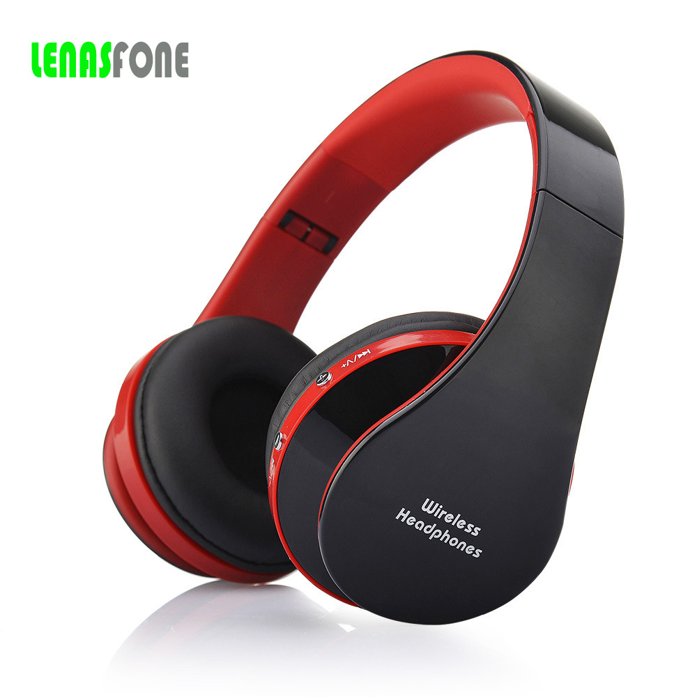 Wireless Bluetooth Headphones Earphone Earbuds Stereo Foldable Handsfree Headset with Mic Microphone for iPhone Galaxy HTC bh790 stereo v4 1 bluetooth wireless headphones car driver handsfree with mic earphone business headset for iphone android sp029