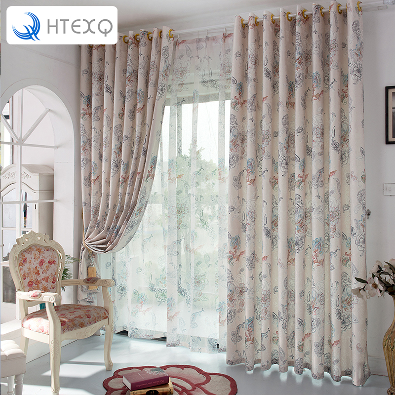 Brand New Window Curtains Living Room Bedroom Curtain With