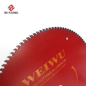Image 4 - 10 นิ้ว 250mm ใบเลื่อยคาร์ไบด์สำหรับอลูมิเนียมตัดโลหะผสม 40T 60T 80T 100T 120T เครื่องตัดเครื่องมืออลูมิเนียมอัลลอย saw blade