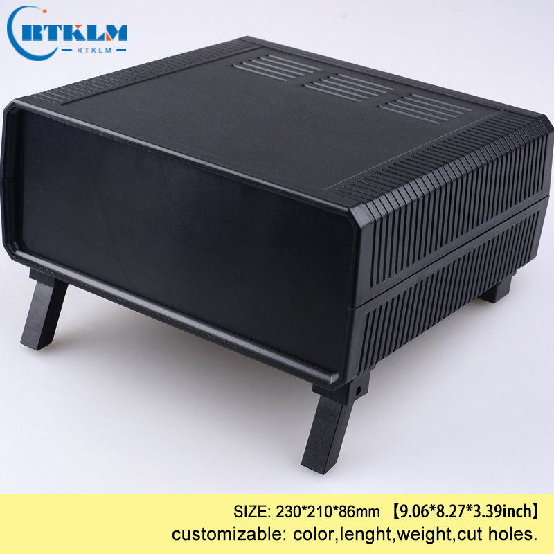 Abs plastic project case custom electronics enclosure DIY plastic enclosure junction box CUSTOM wire connection box 230*210*86mm