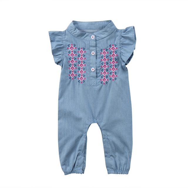 Button Baby Clothes...