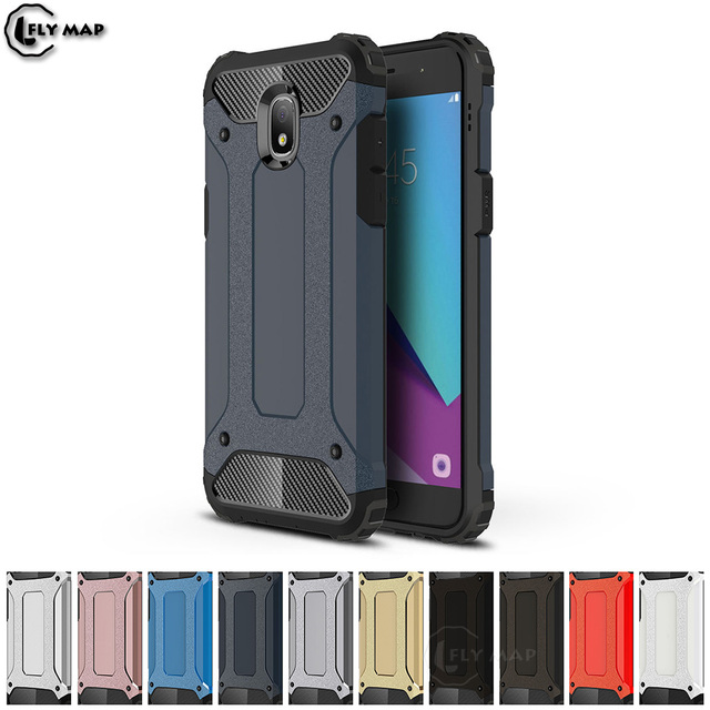 separation shoes 93e5b 96345 US $4.15 |Armor Cover for Samsung Galaxy J7 2018 SM J737A SM J737T PC  Silicon Phone Case Coque Capa for Galaxy J 7 2018 SM J737T J737A 7J-in  Fitted ...