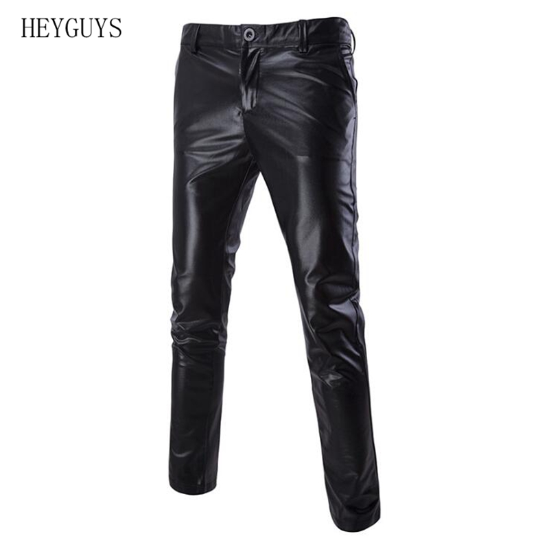 Fashion Mens Skinny Pants Shiny Silver Gold Black Trousers Nightclub Fashion Stage Costumes For Singers Dancer Male Joggers