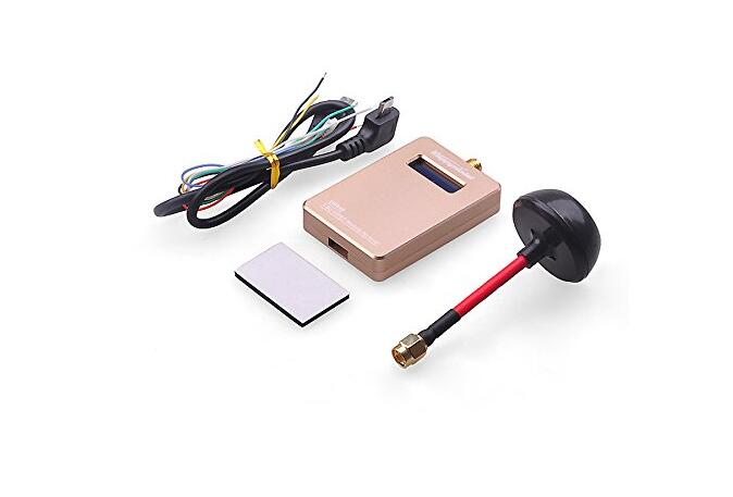 FPV 5.8G 40CH Wireless Receiver VMR40 with OTG Connect to Smartphone Tablet Directly for QAV Multirotor