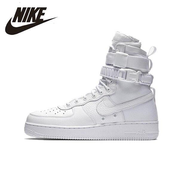 nike air force 1 white męskie