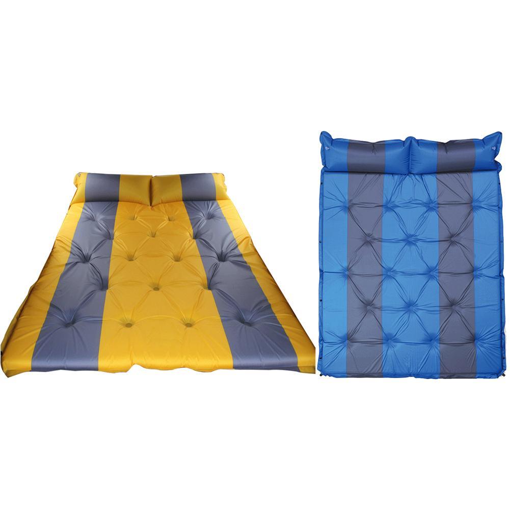 Matelas gonflable automatique de lit d'air de Camping de voiture matelas gonflable de lit d'explosion automatique a soulevé le matelas d'air de voiture de lit d'air pour le voyage de voiture
