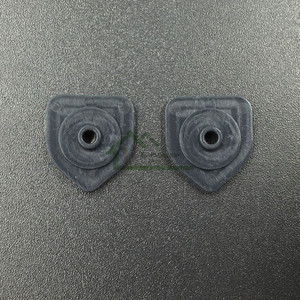 Image 5 - 200 set For PS4 Controller Dualshock 4 Buttons Repair Conductive Rubber D Pads Button Conducting rubber Replacement with Coding