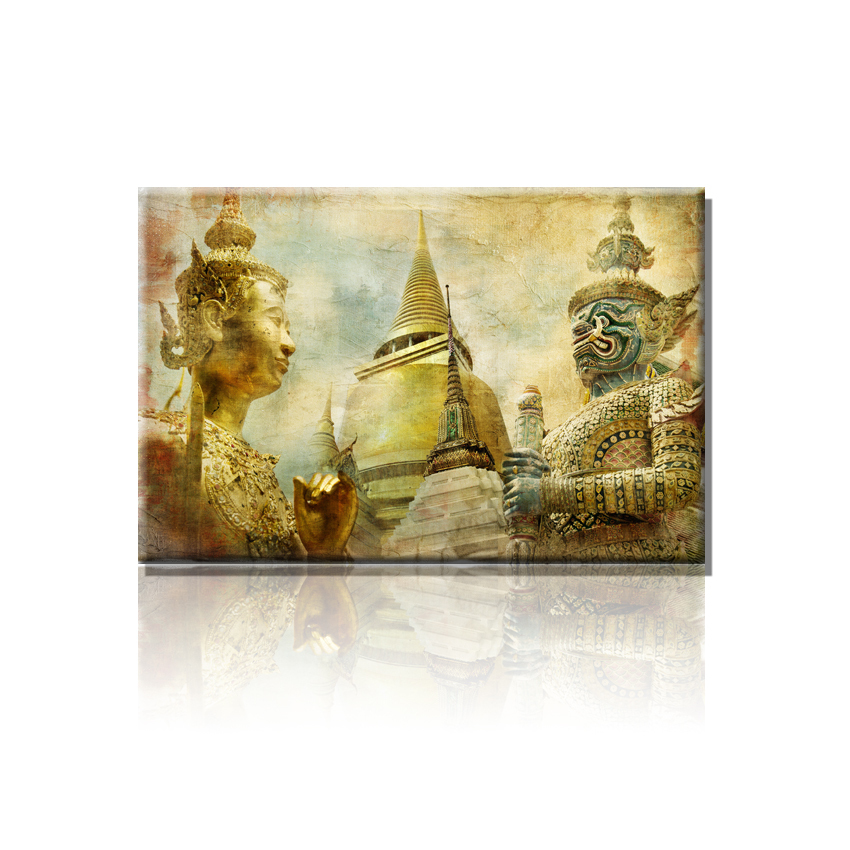Online Shop Vintage style Bangkok Southeast Asia scenery Pictures ...