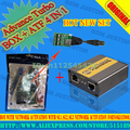 Advance Turbo Flasher ATF Box  and ATF 4 in-1 Ultimate Adapter  +  Free Shipping