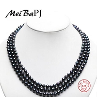 Yinfeng 150cm Long Gold Freshwater Pearl Necklace High Quality Natural Pearl Necklace For Women Fashion
