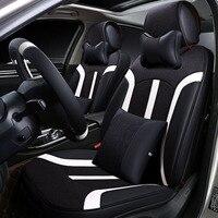 Универсальное автокресло крышка из микрофибры для BMW F06 F12 F13 640i 650I M6 640d E63 E64 auot аксессуары автомобиля протекторы сиденья