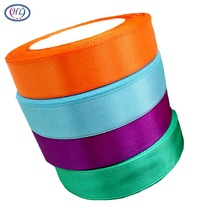4 reels 20mm width satin ribbon wedding decoration crafts packing webbing home products free shipping A267