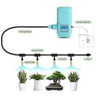 Bahçe Sulama Zamanlayıcı Tam Otomatik Elektronik su zamanlayıcı Ev Bahçe Sulama Zamanlayıcı Kontrol Sistemi Aracı Denetleyicisi Damla