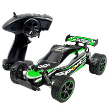 2.4GHZ 25KMH High Speed Classic Toys Hobby 2WD Two-Wheel Drive 1:20 Scale Radio Remote Control Off-Road Vehicle RC Racing Car