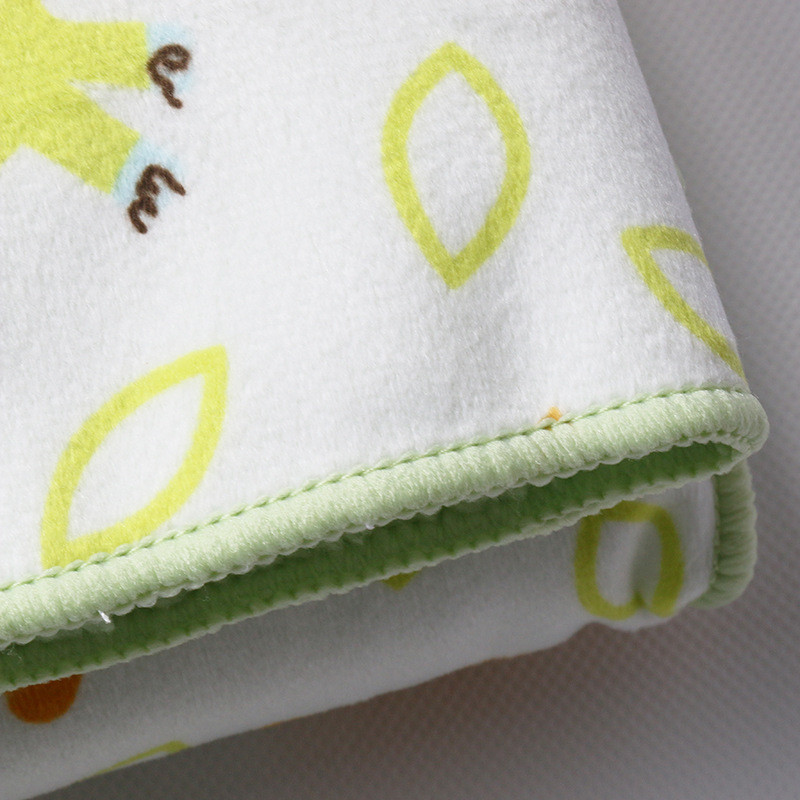 cheap baby blankets new thicken double layer fleece inf
