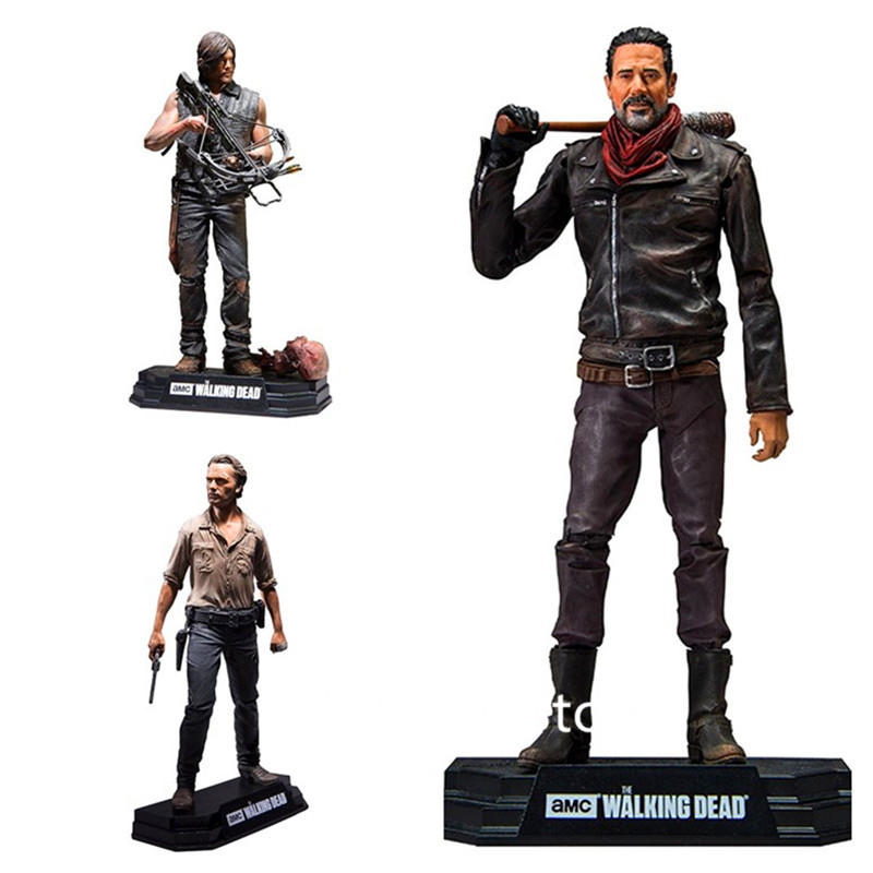 McFarlane Toys The Walking Dead 10.5 Inch Negan Deluxe Action Figure NEW!
