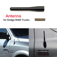 3 15 New Antenna For Dodge RAM Trucks 2009 2017 Black Car Aerials Antenna For Dodge