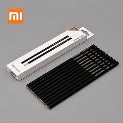 10 sztuk/zestaw oryginalny Xiaomi JOY HB ołówki pisanie ołówek czarny sześciokątne 2.2mm ołówek prowadzi do szkoły biuro rysunek szkic