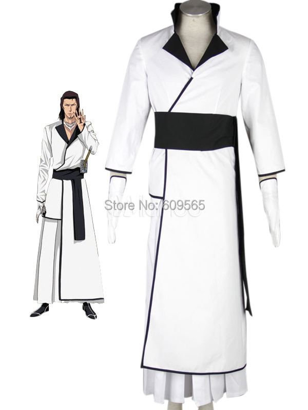 Free Shipping! Bleach Coyote Starrk Cosplay Costume ,Perfect Custom For you!