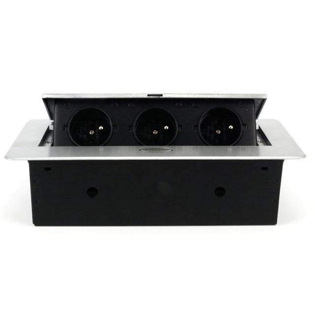 EUFR Standard Desk Power Socket Multifunctional Desk Conference - Conference table power outlets