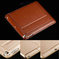 Top Genuine Leather Case For New Ipad 9 7 A1822 A1823 Smart Auto Sleep Case For