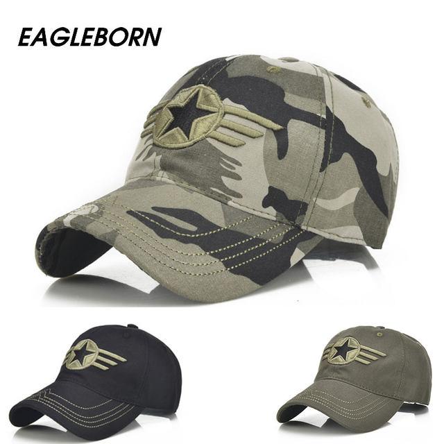 e27c1ec33aa Online Shop Eagleborn 2019 Army 511 Flat Top Mens Caps Hat ...