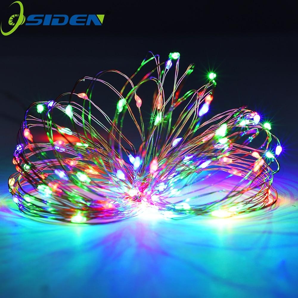 OSIDEN svjetlo za žice za baterije 2m 20 LED zvjezdasto žice, - Rasvjeta za odmor - Foto 3