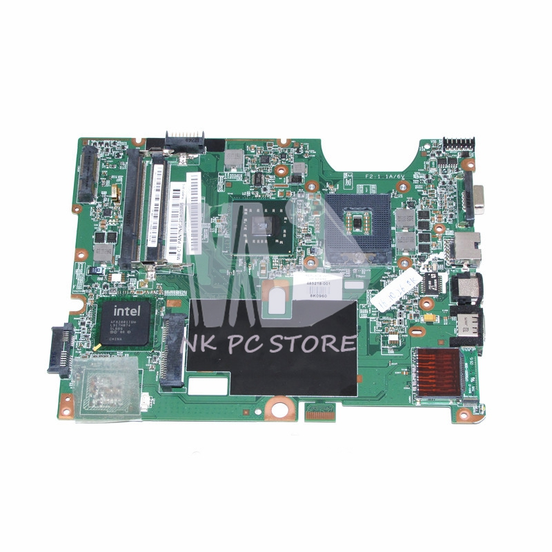 485218-001 48.4H501.041 Main Board For HP Compaq G50 CQ50 CQ60 G60 Laptop Motherboard DDR2 GM45 Free CPU 19 5v 11 8a 230w laptop adapter for hp compaq dc7800 dc7900 dc8000 8730w zbook 15 tpc ba51 641514 001 bt ag231egf h power supply