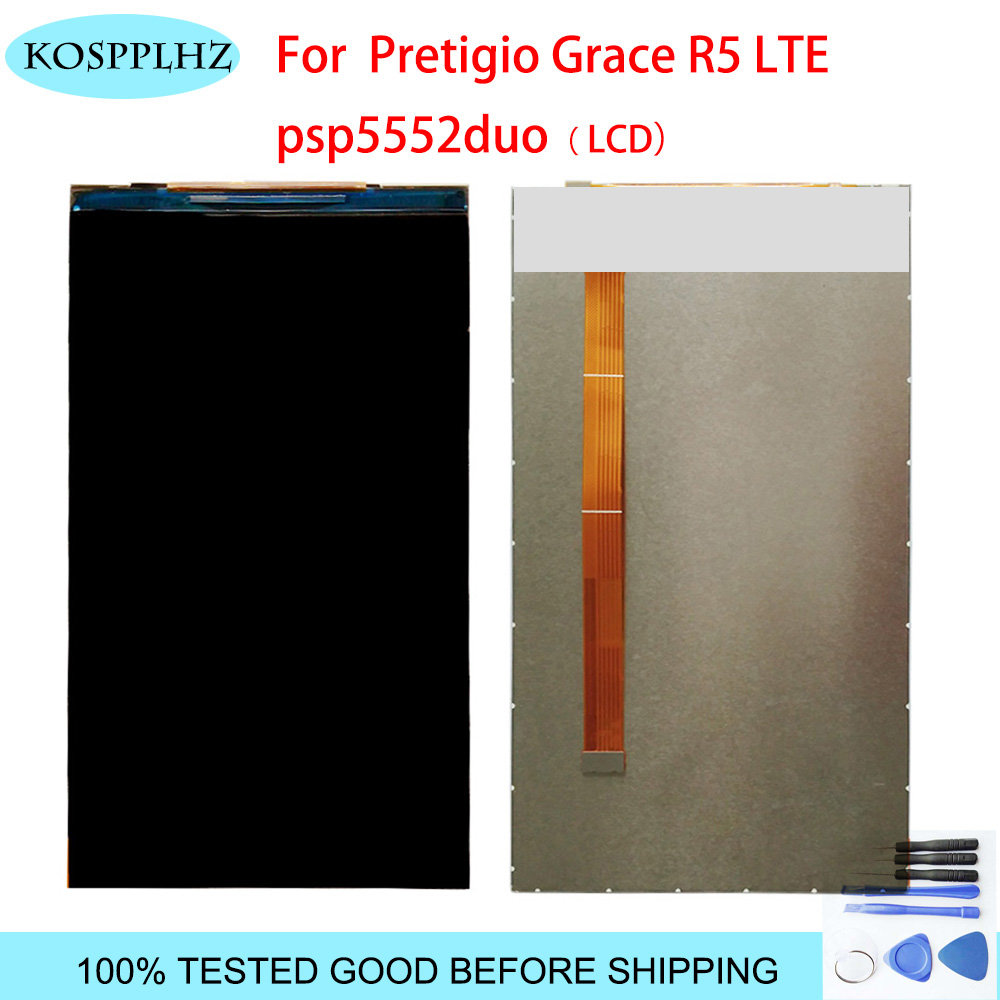KOSPPLHZ FOR Pretigio Grace R5 LTE <font><b>psp5552duo</b></font> psp5552 psp 5552 duo LCD Display Digitizer Panel +Tools +tools image