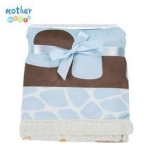 Baby Blanket Newborn Swaddle Wrap Super Soft Baby Nap Bedding Set Blanket Animal manta cobertor Baby Sleeping Products