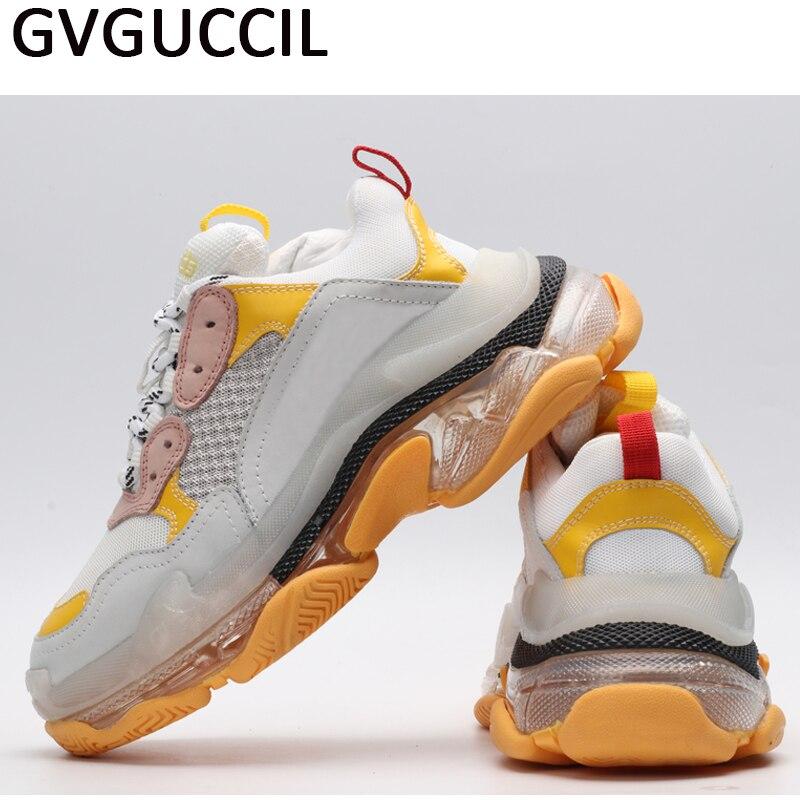 2019 Nova balenciaca sapatos Ao Ar Livre Homens Athletic Running Shoes Mulheres Tênis de Corrida Ao Ar Livre Tamanho Grande Amantes de Esportes de Corrida