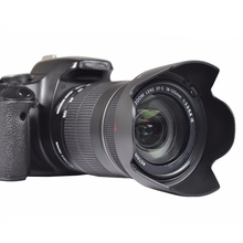 HONGDAK Камера бленда для объектива EW 73B EW-73B Canon 60D 70D 600D 17-85 18-135 кожух линзы протектор