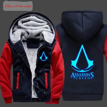 Assassin's Creed Clothes Sweater Dharma Big Revolution Game Men & Women Fall Winter & Stale Hoodie Naruto Peripheral Whirlpool N