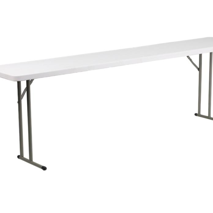 Flash Furniture 34 Square Granite White Plastic Folding Table Dad Ycz 86 Gg