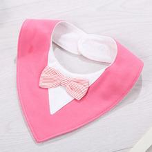 Neonatal Infant scarf Baby bib fashion cotton waterproof bibs Toddler Accessories