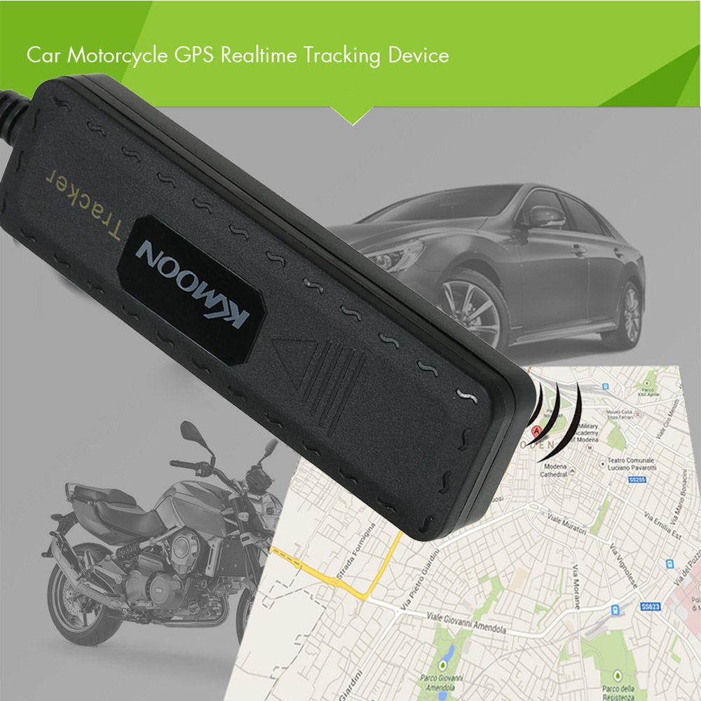 4Pack Vehicle Car GPS SMS GPRS Tracker Real Time Tracking Device