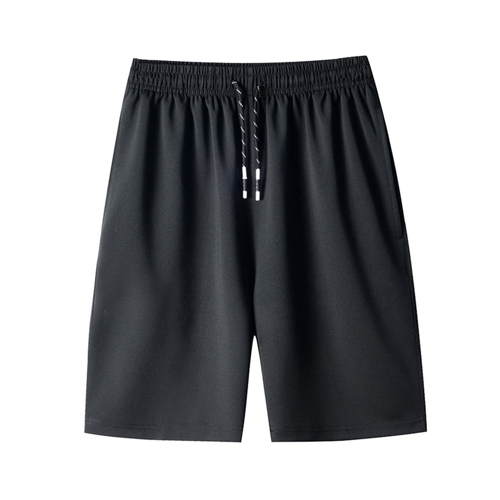 Summer Casual men's   Shorts   Thin Fast-drying Beach Trousers Casual Sports   Short   Pants men's   Shorts   Fitness Running Pants