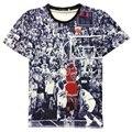 3 style bermuda moletom jordan shorts 23 gymshark camisetas t shirt swag short sleeve crewneck summer mens t shirts fashion 2016