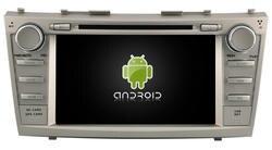Подходит для TOYOTA CAMRY OTOJETA android 8,1 Wifi версия dvd-плеер устройства магнитофон gps головных устройств с белым кнопку свет